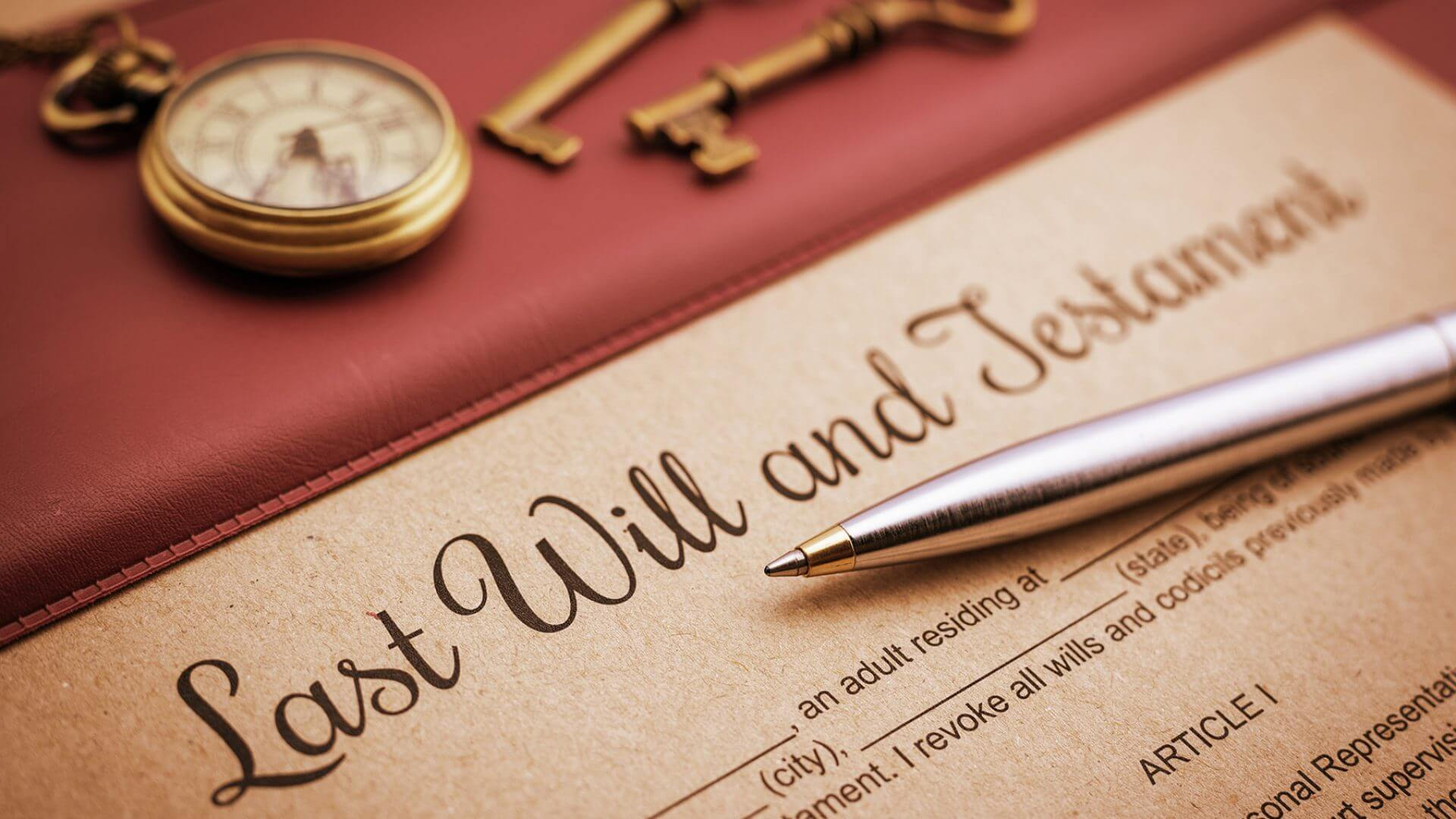 Challenging and Contesting a Will: What are the differences?